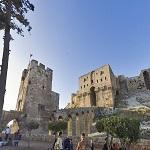 Citadel of Aleppo (StreetView)