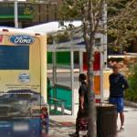 'Bus Stand' by Victoria Palermo (StreetView)
