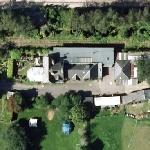 Former Barnwell Junction Railway Station (Google Maps)