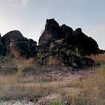Les Pics de Sindou (StreetView)