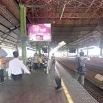 Gambir railway station