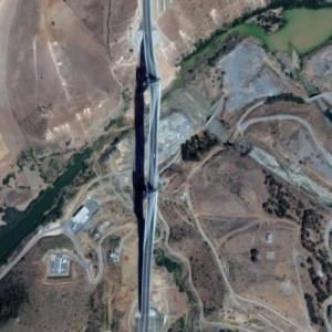 Mohammed VI Bridge (Google Maps)
