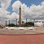 Plaza de Francia (StreetView)