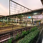 Bandung Railway Station (StreetView)