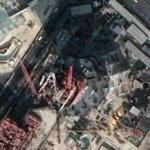 Chengdu Greenland Center under construction
