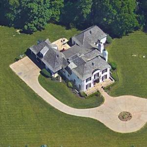Dallas Clark's House (Former) (Google Maps)