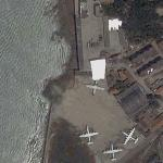 Harbin SH-5 Flying Boats (Google Maps)