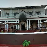 Victoria Falls Hotel (StreetView)