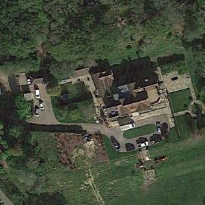 Cate Blanchett's House (Google Maps)