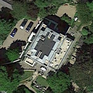 Bono's House (Google Maps)
