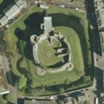 Ruins of Rothesay Castle (Google Maps)