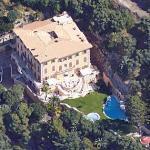 Gabriele d'Annunzio's House (Former) (Google Maps)
