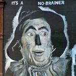 Wizard of Oz Scarecrow (StreetView)