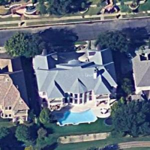 Travis & Stephanie Hollman's House (Google Maps)
