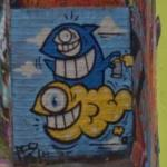 Street art by Pez Barcelona (StreetView)