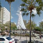 Praça do Ferreira (StreetView)