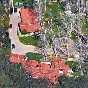 Louis Tomlinson's House (Google Maps)