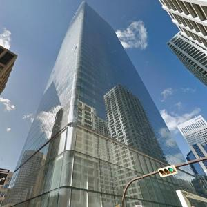 Brookfield Place under construction (StreetView)