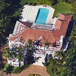Robert J. Rodriguez's House (Google Maps)