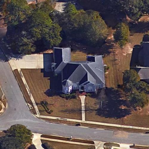 Photo: la maison de Jeff Sessions en Washington, DC.