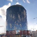 The Parus (tallest building in Belarus)