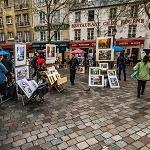 Place du Tertre (StreetView)