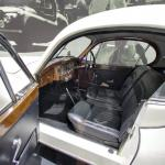 Inside a Jaguar XK120 (StreetView)