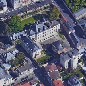 Madame Barbe-Nicole Clicquot Ponsardin's House (Former) (Google Maps)