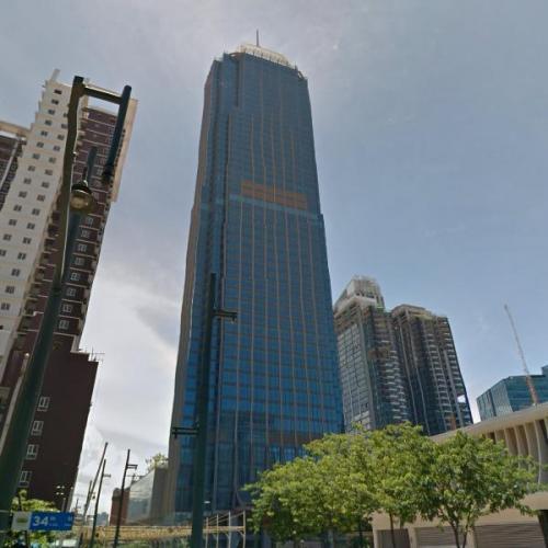 Grand Hyatt Manila Tallest Building In The Philippines