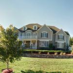 Aaron Hernandez's Home (former)
