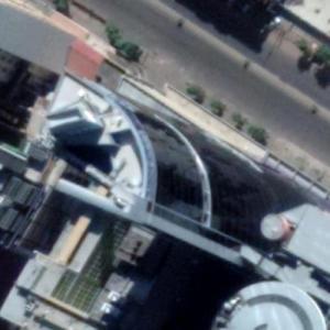 Banco de Moçambique, Tower 1 (tallest building in Mozambique) (Google Maps)