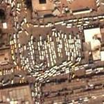 Some kind of traffic jam (Google Maps)