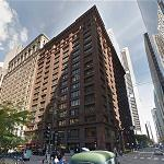 Marquette Building (StreetView)