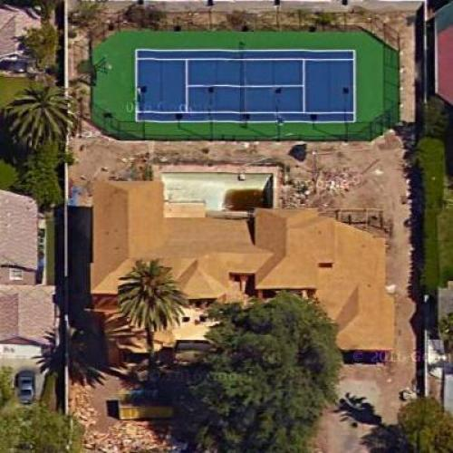 Amber Rose S House In Los Angeles Ca Google Maps