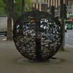 Sculpture: Universal Links for Human Rights