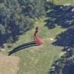 Dell's Bernar Venet (Google Maps)