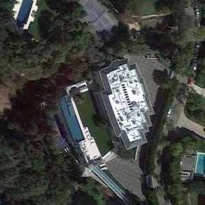 Tom Gores's House (Former Site of Barbra Streisand's House) (Google Maps)