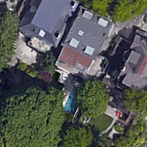 Eleanor McCain's House (former) in Rosedale (Google Maps)