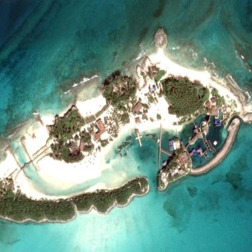 Blue Lagoon Island In Nassau Bahamas Google Maps