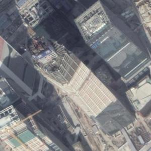 Shimao Qianhai Project under construction (Google Maps)