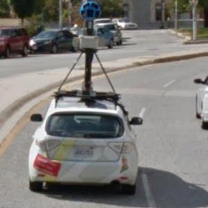 Street View car (StreetView)