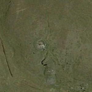 Old World War 1 Gun Emplacement (Google Maps)