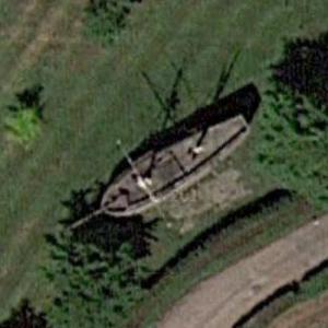 'Discovery' Replica (Google Maps)