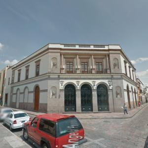Teatro de la República Querétaro (StreetView)