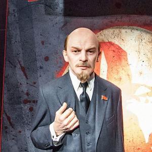 Lenin at Madame Tussauds Amsterdam (StreetView)