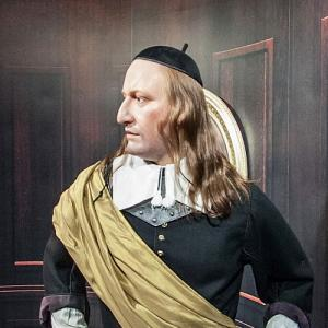 Peter Stuyvesant at Madame Tussauds Amsterdam (StreetView)