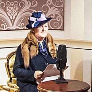 Wilhelmina of the Netherlands at Madame Tussauds Amsterdam (StreetView)