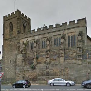 St James Chapel (StreetView)