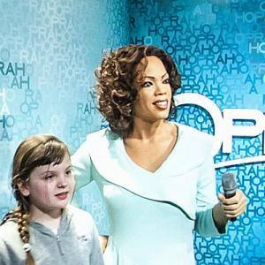 Oprah Winfrey at Madame Tussauds Amsterdam (StreetView)