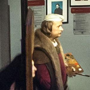 Rembrandt at Madame Tussauds Amsterdam (StreetView)